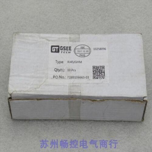 Details about  /1pcs New GSEE TECH RJ45//GHM
