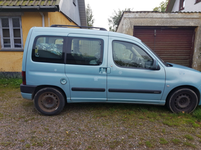 Citroën Berlingo, 2,0 HDi Multispace, Diesel, 2003,…