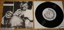 """FOETUS UNDER GLASS ~ SPITE YOUR FACE ~ JIM THIRLWELL INDUSTRIAL PUNK UK 7"""" 1980"""