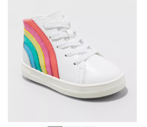 Toddler Girls' Musetta Rainbow Sneakers