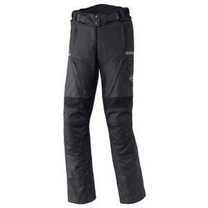 HELD-Vader-wasserdichte-Motorradhose-schwarz-Langgroesse-L-M-102-Textilhose-NEU