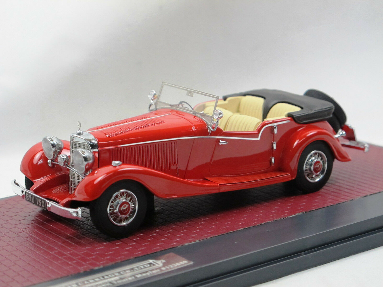 Matrice 1934 Mercedes-Benz 500k Tourer by Mayfair Open 1 43 limited edition 240
