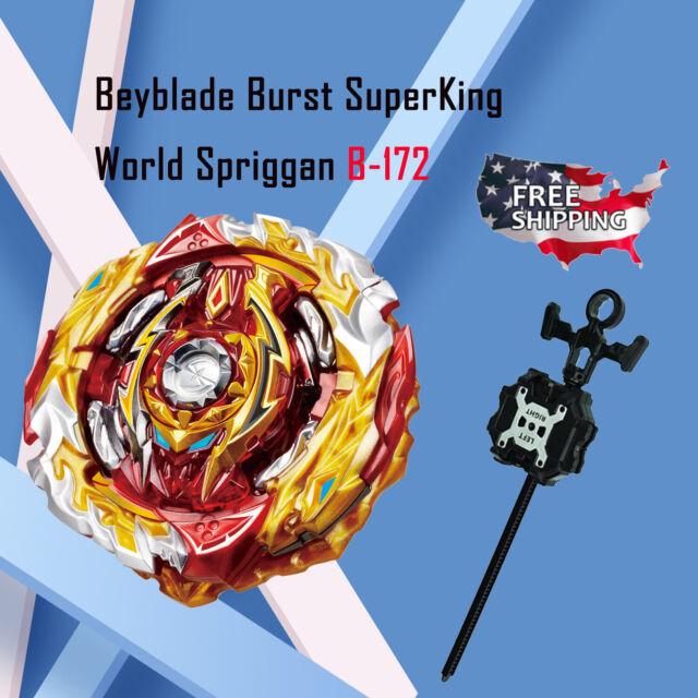 World Spriggan Beyblade Burst Superking Sparking B-172 Starter US Seller!!!