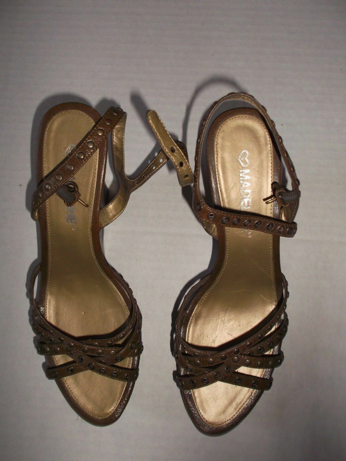Mr/Ms MADELINE WEDGES, design SIZE 7 HONEY Good design WEDGES, Sufficient supply Shopping promotion e182c1