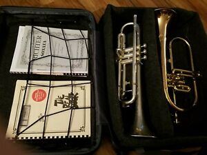 Trumpet-Flugel-Case-Hard-Shell-Reduced-Price