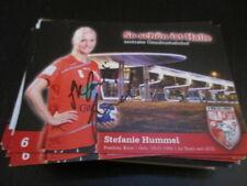 66341 Stefanie Hummel Wild Cats Halle Handball original signierte Autogrammkarte