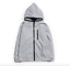 Men-Women-3M-Reflective-Cycle-Hooded-Trench-Jacket-Travel-Rain-Coat-Windbreaker