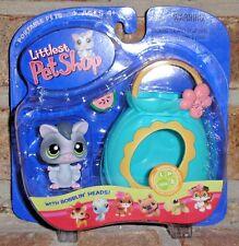 Littlest Pet Shop 2006 SUGAR GLIDER 214 Flying Squirrel VHTF