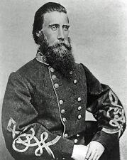 Civil War General JOHN BELL HOOD Glossy 8x10 Photo Print Confederate Army Poster