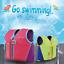 Kids Baby Swim Float Vest Swimming Pool 1-10 Years Jacket Inflatable Sail ~