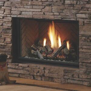 Kingsman Hbzdv3628n Direct Vent Gas Fireplace Zero Clearance