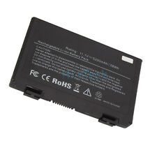 5200mAh Laptop Battery for Asus A32-F82 L0690L6 F82 F83S K50ij K50IN K50AB-X2A
