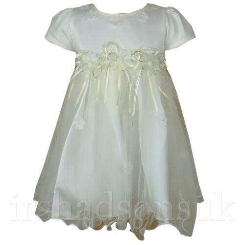 New Baby Kids Girls Party Wedding Dresses Formal Bridesmaid Flower Girl Dress