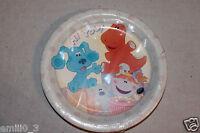 Blues Clues Hi You 8 Dessert Plates Party Supplies