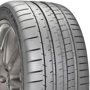 2 new 245 40 18 michelin pilot super sport 40r r18 tires. Black Bedroom Furniture Sets. Home Design Ideas
