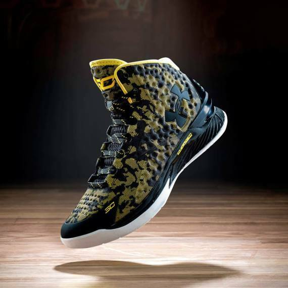 Under Armour Steph Curry 1 Candy Reign 1258723-390 UA MultiFarbe Basketball LTD