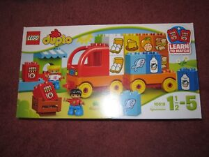 LEGO DUPLO MY FIRST TRUCK 10818 NEW/BOXED/SEALED SEE PHOTOS