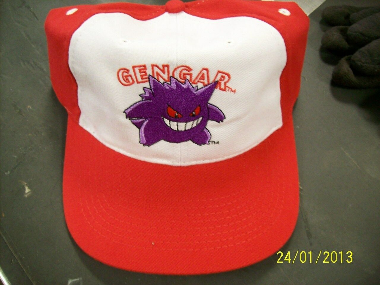 Pokemon Licensed Gengar Hat baseball cap last one