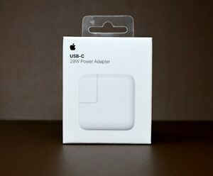 NEW SEALED APPLE MACBOOK 29W USB-C WALL CHARGER AC ADAPTER MJ262LL//A