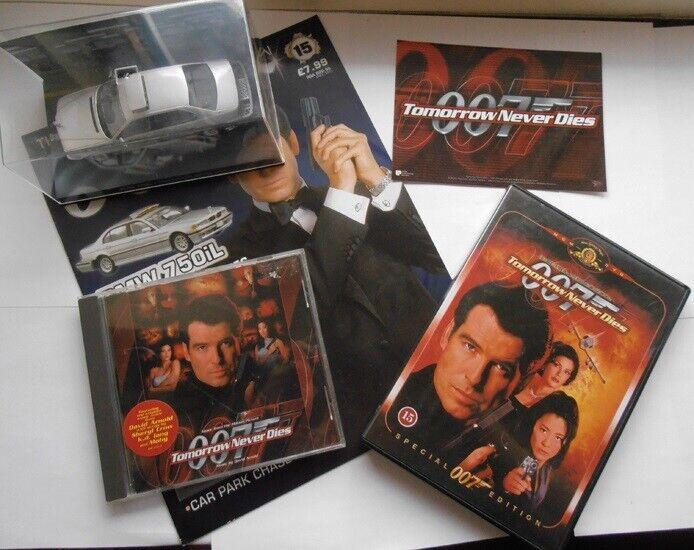 Andet, Stort merchandise lot fra: James Bond filmen: