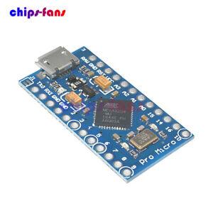 1-2-5-10PCS-Pro-Micro-ATmega32U4-16MHz-5V-Replace-Pro-Mini-ATmega328-For-Arduino