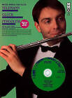 Telemann: Suite in A Minor/Gluck: Scene from  Orpheus /Pergolesi: Concert in G Major: flute by Hal Leonard Publishing Corporation (Mixed media product, 2006)