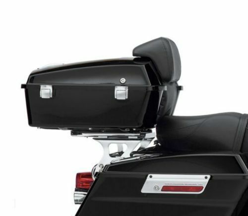 Razor Tour Pak Pack Trunk Backrest fit For Harley Touring Street Glide 1997-2008
