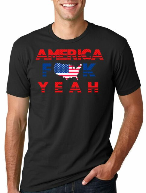 Fueled By Freedom 4th of July America USA Liberty Patriot Mens T-Shirt