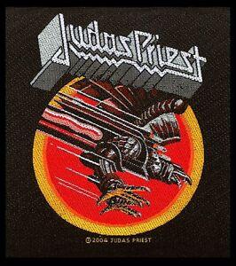 Judas Priest Screaming For Vengeance Aufnäher(SP1870)Judas Priest Patch Gewebt - Gescher, Deutschland - Judas Priest Screaming For Vengeance Aufnäher(SP1870)Judas Priest Patch Gewebt - Gescher, Deutschland