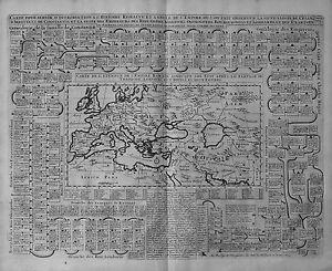 Antique-map-Carte-pour-servir-d-039-introduction-a-l-039-histoire-Romain