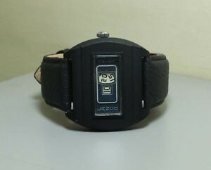 Vintage-Lanco-Jump-Hour-Winding-Swiss-Made-Wrist-Watch-R95-Old-used-Antique