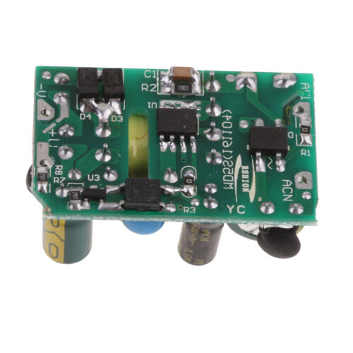 AC-DC 220V to 5V 1A Buck Converter Isolated Power Supply Step Down Module
