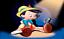 5D-Diamond-Painting-Disney-Cartoon-Characters-Picture-Full-Drill-Craft-New-Sale miniatuur 7
