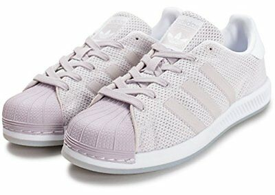 ADIDAS SUPERSTAR BOUNCE LOW TRAINERS SNEAKER WOMEN SHOES WHITE/ROSE SIZE 10  NEW | eBay