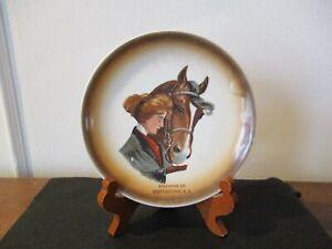 Circa-1910-Souvenir-Plate-Otsego-County-Cooperstown-New-York