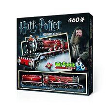 Wrebbit 3D Harry Potter Hogwarts Express Puzzle