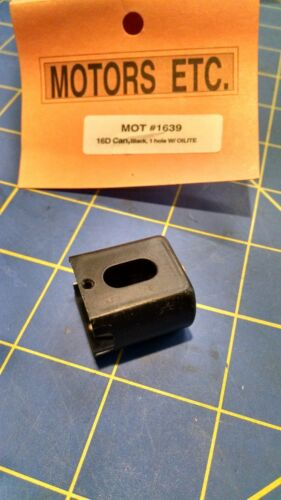 Motors ETC MOT1639 16D Can Black 1 hole w//oilite 1//24 slot MidAmeria Raceway