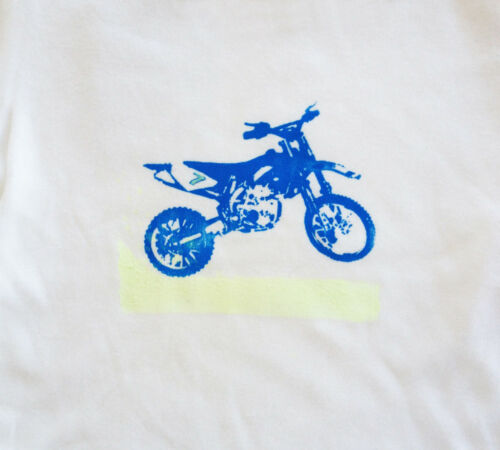Kid/'s Bamboo glow In the dark printed Short /& Long-Sleeve T-shirts Sizes 00-10