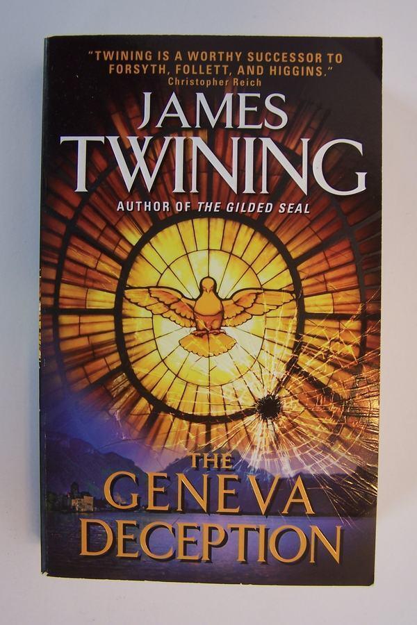 James Twining The Geneva Deception (Tom Kirk Series) Pa