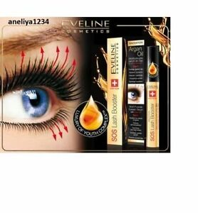 1c7ab2ed4bc Image is loading Eveline-SOS-Lash-Booster-Multi-Purpose-Eyelash-Serum-