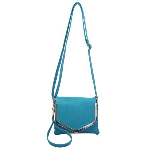 Women Girl Messenger Leather Handbag /& Cross Body Totes Shoulder Bag Satchel
