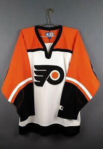 4-8-5-Philadelphia-Flyers-jersey-XL-hockey-Starter-ig93