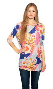 Lightweight Tunika Orientalske Cashmere Floaty blomster Knitwit Eq7pwCnU