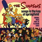 Simpsons Songs in the key of Springfield (tv series, 1997, US) [CD]