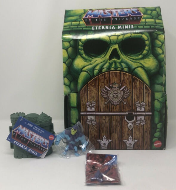 Mattel MASTERS OF THE UNIVERSE MAITRES DE L'UNIVERS Eternia Mini Figure squelettor