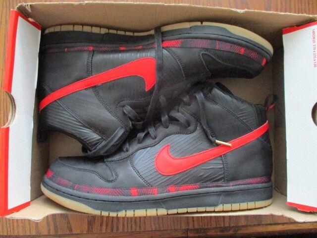 best website c8507 ef8c0 Men s Nike Dunk High Hi Premium N7 Aa1126-001 Size 14 for sale online   eBay