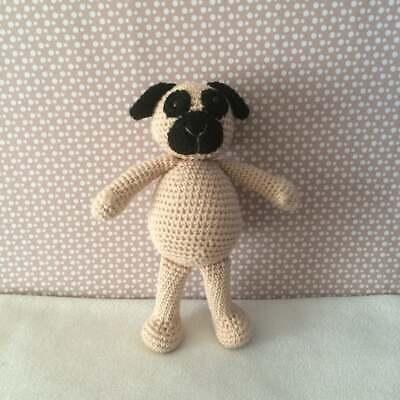Daisy's Designs: Mini Pug Crochet Pattern | 400x400