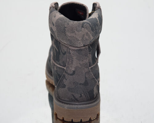 Inch Timberland Timberland A1sc8 impermeables para Lifestyle Shoes primera Grey Boots Premium 6 de mujer Women's Waterproof Botas 6 calidad HHrP8qU