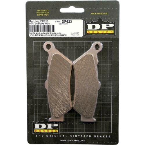 DP Brakes Standard Sintered Metal Brake Pads  DP623*