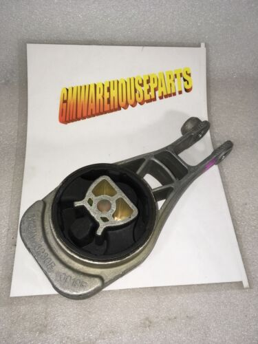 Chevrolet GM OEM Sonic Engine Motor Transmission-Lower Trans Mount 95350019